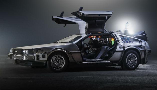 Volver al Futuro' y el DeLorean