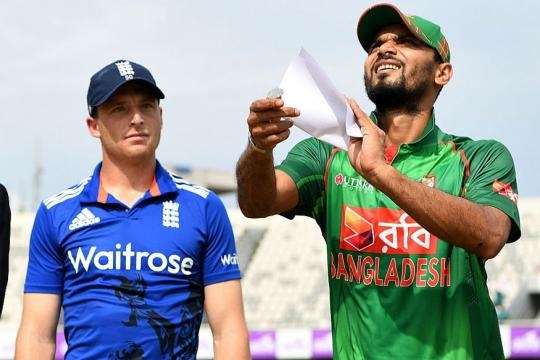As It Happened: Bangladesh Vs England, 1st ODI, Mirpur - News18 - news18.com