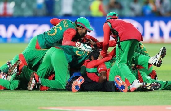 Bangladesh vs England Highlights 9th March 2015 | World Cup 2015 - pkchaska.com