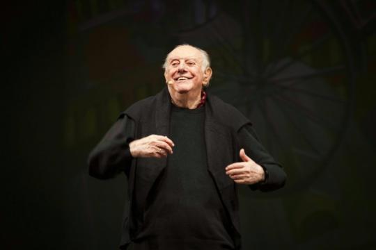 Dario Fo, dopo il teatro arrivano due libri - Spettacoli ... - repubblica.it