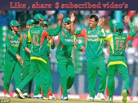 ICC Cricket World Cup 2015: Bangladesh v Afghanistan - YouTube - youtube.com