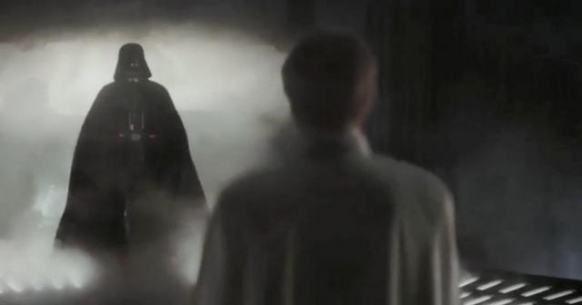 Darth Vader vuelve en Rogue One: A Star Wars Story