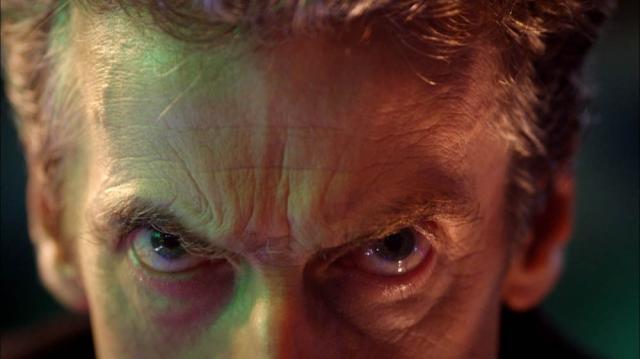 Le 12ème Docteur incarné par Peter Capaldi