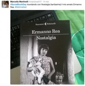 #Nostalgia, il testamento letterario di Ermanno Rea.