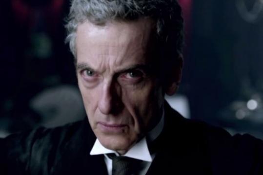 Peter Capaldi incarne un Docteur plus sombre