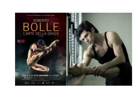 L'Arte della Danza interpretata nel lungometraggio proiettato nei cinema delle città italiane.