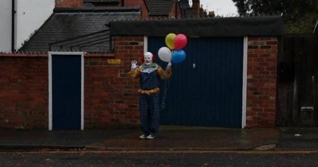 Northampton Clown revealed as 22-year-old British film student ... - nydailynews.com