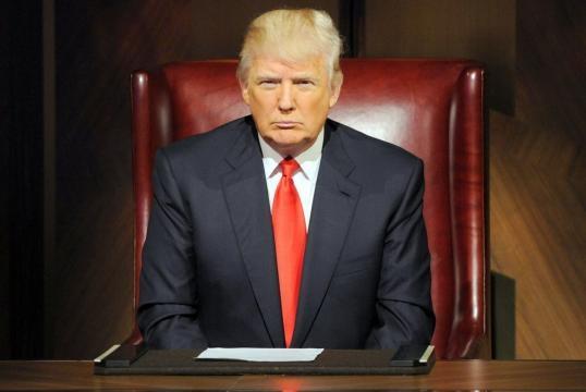Donald Trump announces new Celebrity Apprentice, and it features a ... - hitfix.com