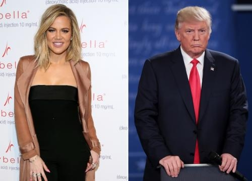 "Donald Trump Called Khloe Kardashian a ""Piglet"" & the ""Ugly ... - wetpaint.com"