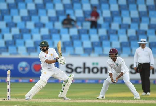 Pakistan vs West Indies 1st Test Live Day 2 14 Oct 2016 - slantynews.com