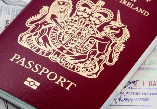 Blue or Burgundy passports? - Silversurfers - silversurfers.com
