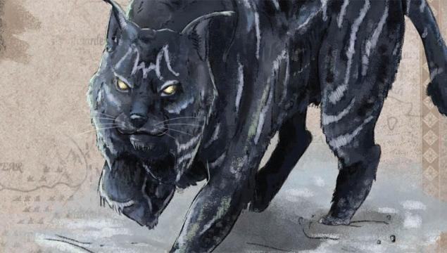 Gato-das-Sombras de 'Game of Thrones'