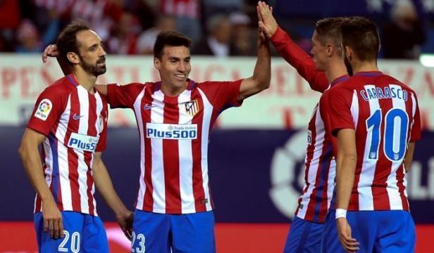O Atlético vêm brilhando nesta temporada, na Liga das Estrelas