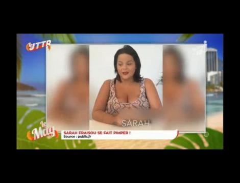 Sarah Fraisou (Princes de l'amour) - Insultée sur son poids, elle ... - star-mag.top