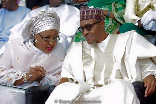 "Aisha Buhari Says She Will not Back Her Husband in 2019 ""If things ... - bellanaija.com"