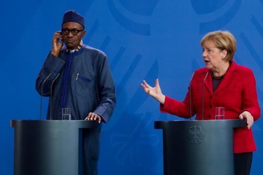 Nigerian president Muhammadu Buhari sparks sexism row after making ... - thesun.co.uk