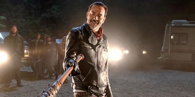 The Walking Dead's Negan reveal made the crew cry and say