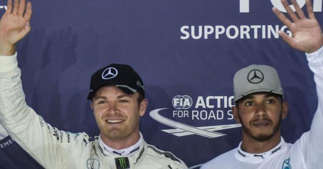 F1, le prime libere: a Suzuka subito Rosberg   Fox Sports - foxsports.it