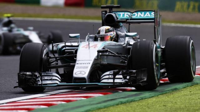 La Mercedes torna a dominare a Suzuka: vince Hamilton, 3° Vettel ... - eurosport.com