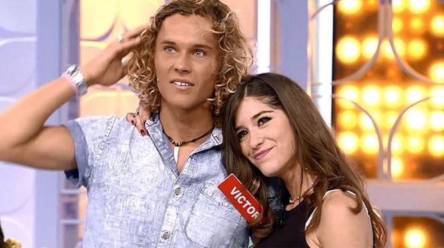 Víctor y Sofía han dejado la relación mas famosa del trono de verano de MyHyV