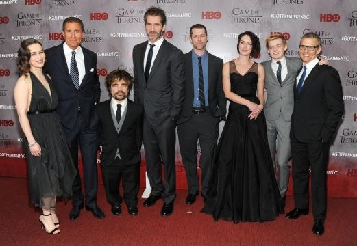 Behind The Scenes of Game of Thrones Season 4 Premiere & After ... - urbanbushbabes.com