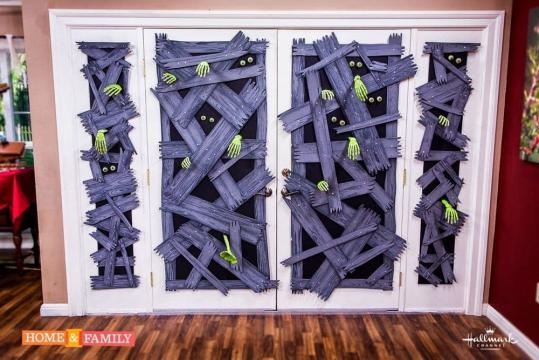 Ideas originales para decorar tu hogar en Halloween - manualidadesfacil.es