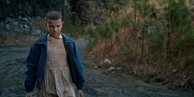 Stranger Things Interview: How Millie Bobby Brown Plays Eleven as ... - indiewire.com