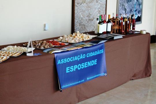 Esposende esteve em Vigo a dar a conhecer os produtos da região.