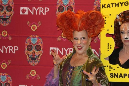 Bette Midler Annual Hulaween Bash photo credit: Tracey Fitzpatrick