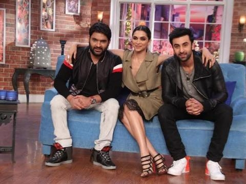 Ranbir Kapoor exposes Deepika Padukone on Comedy Nights with Kapil ... - hindustantimes.com