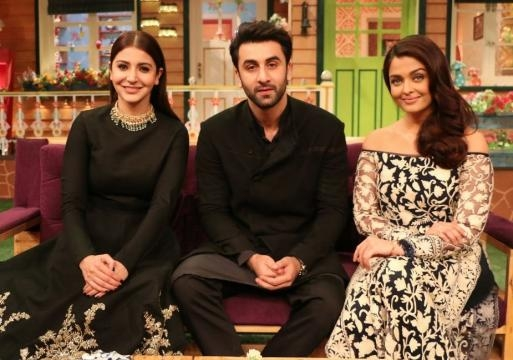 TV: Photos: 'ADHM' trio Aishwarya Rai Bachchan, Anushka Sharma and ... - gdnonline.com