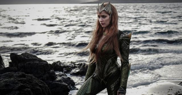 Amber Herad será Mera en La Liga de la Justicia