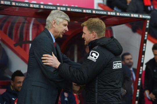 Football News & Rumors: Arsenal set to hire Bournemouth boss Eddie ... - asiastarz.com