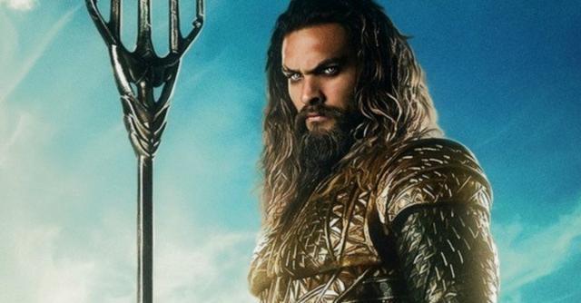 Jason Momoa regresa como Aquaman en Justice League