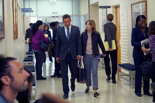 Grey's Anatomy' Season 13 Episode 2 Photos: Alex's Day in Court - wetpaint.com