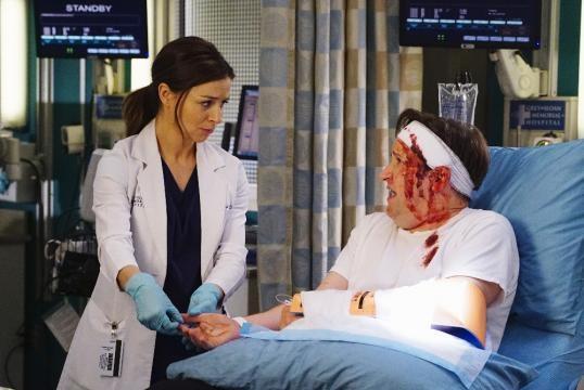 Grey's Anatomy' Season 13 Episode 3 Photos: Chaos in the E.R. - wetpaint.com