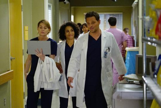 Grey's Anatomy' Season 13 Spoilers: Justin Chambers Confirms Alex ... - ibtimes.com