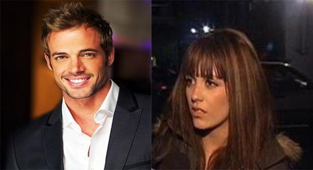 O ator William Levy e Karla Alvarez possível vítima de abuso.