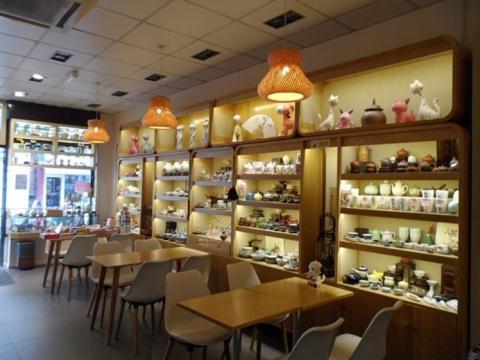 Tea Life se spécialise dans la vente de la céramique importée de Chine.