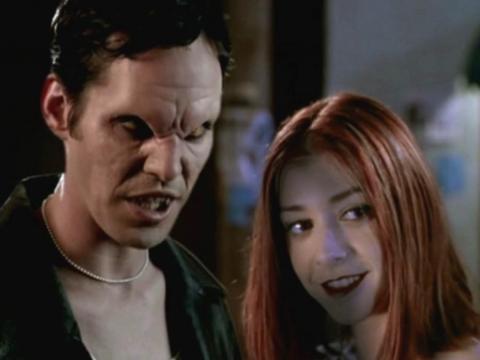 Buffy the Vampire Slayer: The Wish   Headhunter's Horror House ... - wikia.com