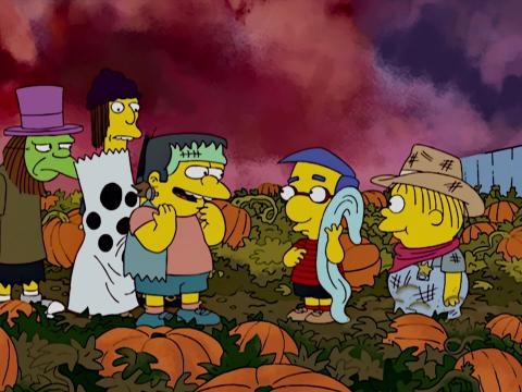 EVERY. TREEHOUSE OF HORROR. EVER. [REVIEW] (Pt. 4)   The Wolfman ... - thewolfmancometh.com