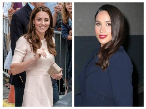 Kate Middleton Intimidated by Prince Harry's New Girlfriend Meghan ... - celebdirtylaundry.com