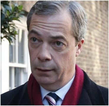 Former UKIP leader: Nigel Farage
