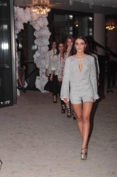 La sfilata di moda e fashion al Nicolaus Hotel