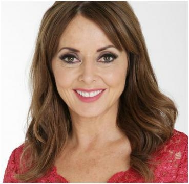 Loose Women presenter: Carol Vorderman