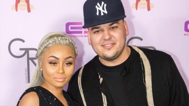 Is This Proof Blac Chyna & Rob Kardashian Have Called It Quits ... - scoopla.com