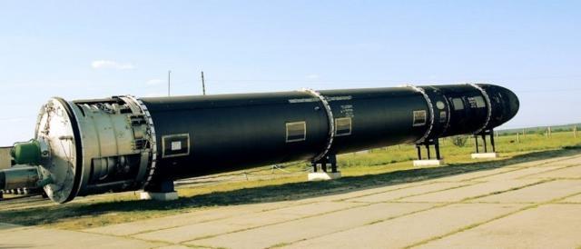 'Satan 2', il nuovo missile nucleare russo che potrebbe distruggere un'area grande quanto l'odierna Francia
