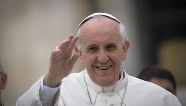 Papa Francesco ad Arquata del Tronto