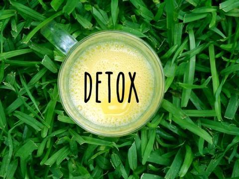 Le vert : la clé d'un régime #Detox sain !