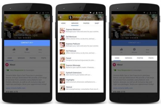 Marketplace : le nouveau service e-commerce de Facebook